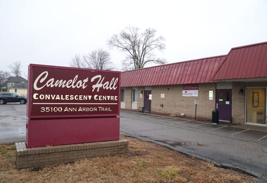 Camelot Hall nursing center at 35100 Ann Arbor Trail is the proposed site for a Detroit Rescue Mission.