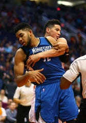 Dreaming of having Karl-Anthony Towns on the Suns? It likely will never be more than a dream.