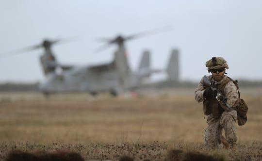 Irak quiere que EEUU saque a sus fuerzas armadas de su territorio.