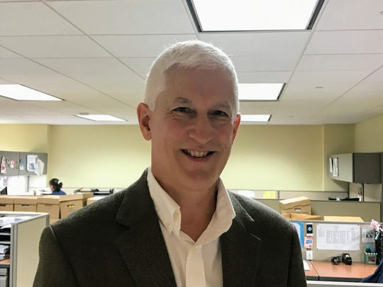 Steve Ulrich is York County's new director of elections and voter registration.