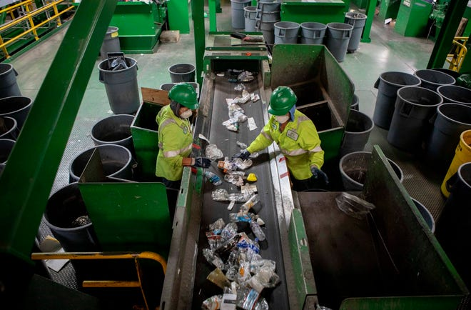Recycling innovation would be among the priorities for a proposed state loan fund aimed at seeding innovative solutions to climate change in California.