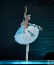 "A performance of ""Swan Lake"" by Ukrainian ballet company coming to the Weill Center this month."
