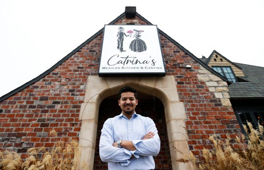Alejandro Hernandez opened Catrina's Mexican Kitchen and Cantina at 2925 Battlefield Road in October. Hernandez's family has owned El Maguey and El Puente in Springfield for years, and Hernandez has spent most of his adult life in the restaurant industry.