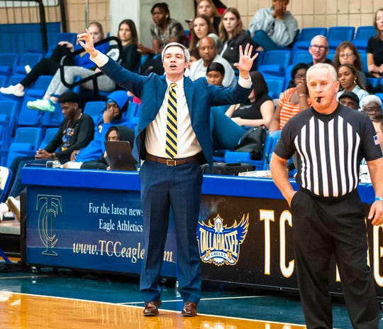 At 17-2, TCC men's basketball head coach Zach Settembre has the best record for a first-year head coach though 19 games in school history.