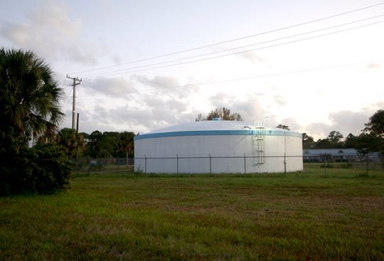 The village of Indiantown is planning to purchase the water treatment and wastewater plants of the private utility, Indiantown Company. The water treatment facility, off of Railroad Avenue and Southwest Farm Road, has had deferred maintenance for years under current ownership, but is up to code.