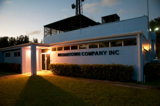 The village of Indiantown is planning to purchase the water treatment and wastewater plants of the private utility, Indiantown Company. The utility, on Southwest Farm Road, may be in compliance today, but is facing millions of dollars of repairs to bring it up to speed for the near future.