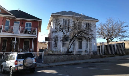 Two entrepreneurs plan to convert this white house at 115 N. Coldwell St., into a three-unit condo building in the neighborhood near the Downtown El Paso baseball stadium.