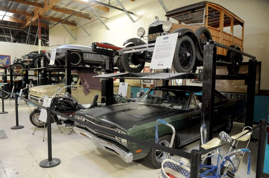 The Murphy Auto Museum has moved to a new location at 1930 Eastman Ave. in Oxnard.