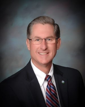 Dave Norman, 58, will retire this spring after working as Camarillo's City Manager since 2016.