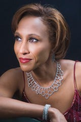 """Julia Breanetta Simpson will return for the Music at Asbury Concert Series to perform her one woman show """"Harlem on My Mind."""""""