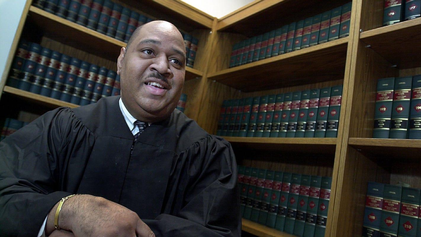 Mount Vernon Judge William Edwards censured by Judicial ...