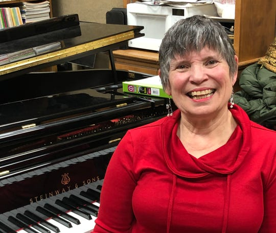 Ruth Morrow, a professor at Midwestern State University, will use the time afforded her by the Jane Spears Carnes Fellowship in Creative Endeavors to prepare solo piano music inspired by human rights issues for a professional CD and/or video recording.