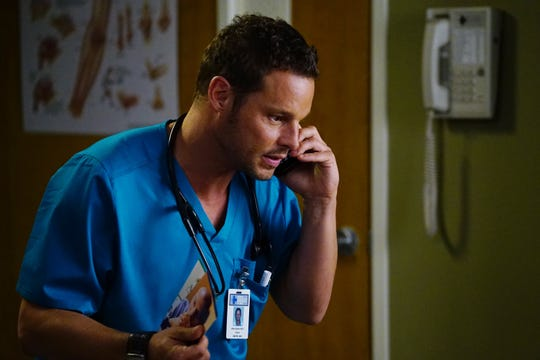 Justin Chambers is leaving his longtime role as Dr. Alex Karev.