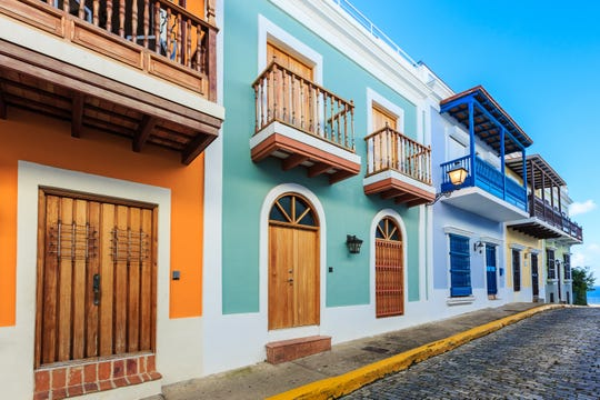 Puerto Rico:  Budget travelers can enjoy the beauty of this U.S. territory without breaking the bank. In Old San Juan, take in the 500 year old architecture of Old San Juan, as well as some shopping for incredible Puerto Rican coffee and a piña colada from Barrachina.