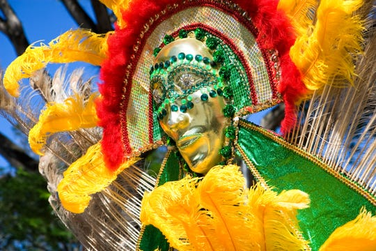 Carnival in Trinidad gives New Orleans and Rio a run for their money.