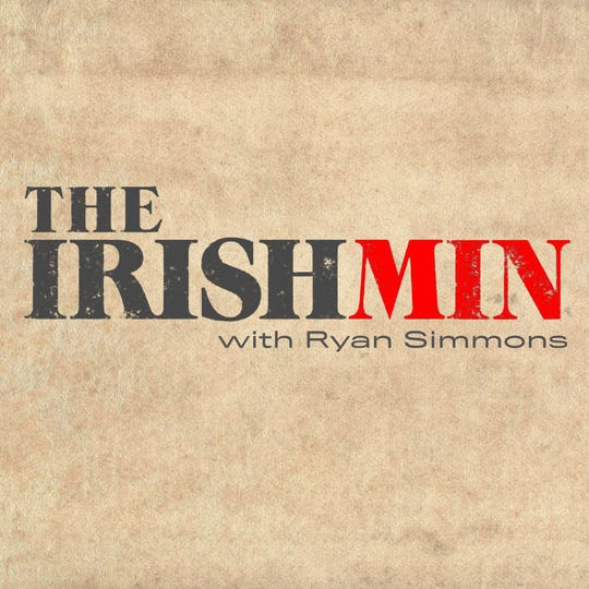 "The logo for ""The Irishimin."""