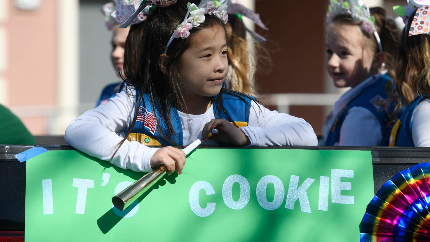 Goodbye! Adiós! Au Revoir! Girl Scouts are bidding farewell to one of their cookies in 2021