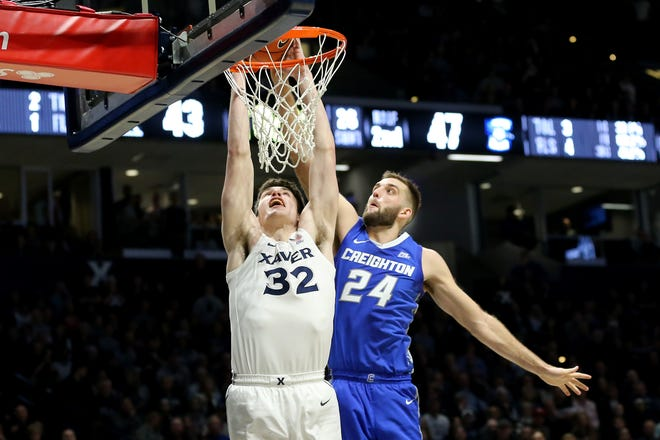 Xavier is firmly on the NCAA Tournament bubble after having lost three of their past four games.