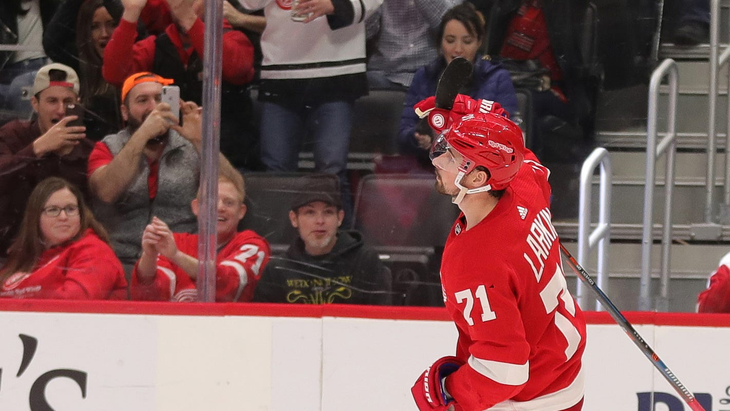 Detroit Red Wings mailbag: What to truly watch during the rest of this dreadful season