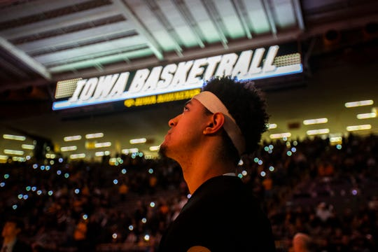 The Hawkeyes will be without Cordell Pemsl on Thursday at Indiana, meaning an eight-man rotation could be trimmed to seven in a crucial Big Ten road game.