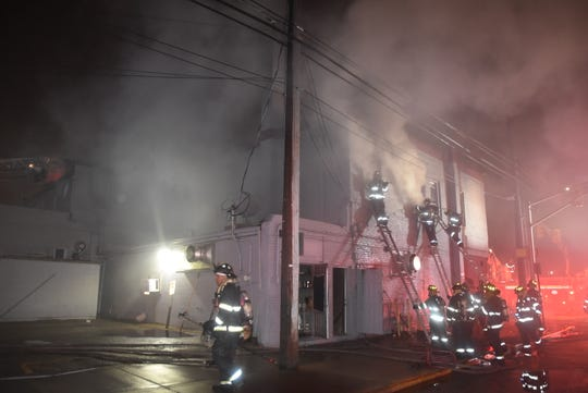 IFD responded to a fire at Kountry Kitchen Soul Food Place on January 11, 2020.