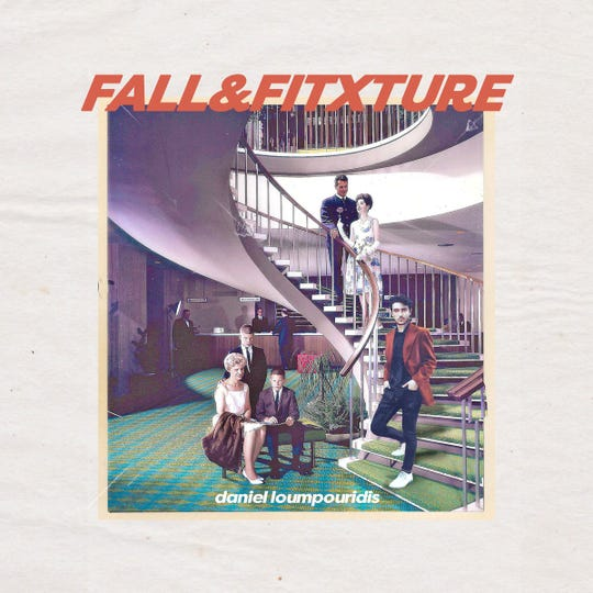 """Fall & Fixture"" by Daniel Loumpouridis"