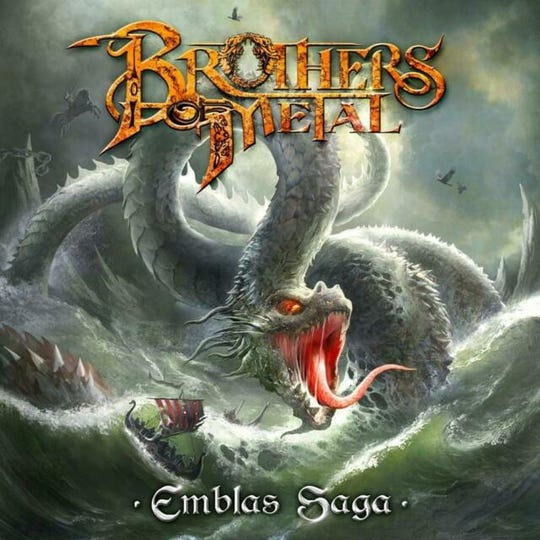 """Emblas Saga"" by Brothers of Metal"