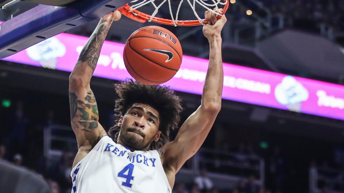 Kentucky Wildcats Basketball Bleacher Report Latest News