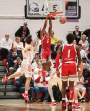 Jeffersonville forward Tre Coleman is averaging 15 points, 6.3 rebounds and 2.4 blocks per game.