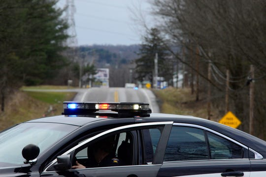 A gas leak prompted evacuations in the area of U.S. 42 and Hanley Road on Saturday afternoon.