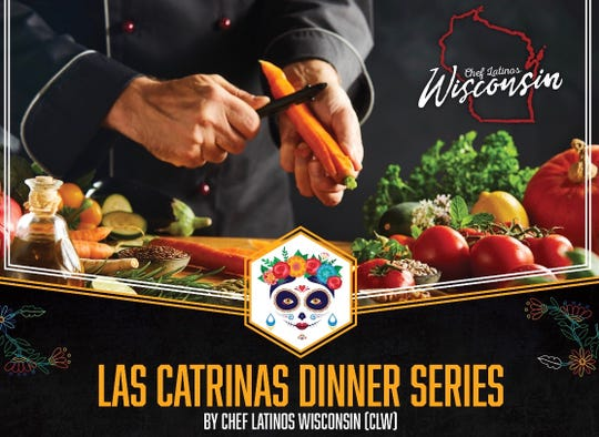 Chef Latinos Wisconsin is having a five-course dinner paired with beer and wine at Good City Brewing on the east side on Jan. 28. Part of the proceeds from the dinner of modern Mexican dishes go to the Humane Society.
