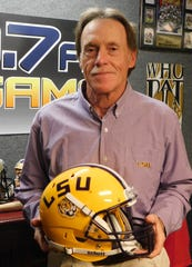 Opelousas dentist Brad Davis, a former LSU standout, thinks the Tigers will win a national championship on Monday night.