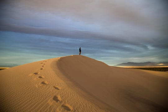 The Cadiz Dunes are located within the Mojave Trails National Monument.