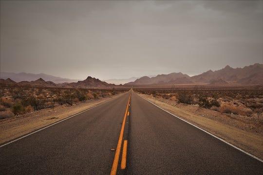 Highway 62 extends east of Twentynine Palms.
