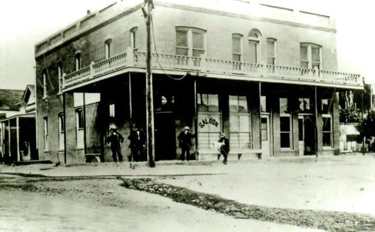 Around 1906, the Quilici Saloon and hotel, built by Michele and Maria Pedroli Quilici, opened on the corner of Pike and Main streets in Old Town Dayton. Quilici immigrated to Nevada in 1870 and staked a lucrative claim in Silver City that enabled him to invest in Dayton.