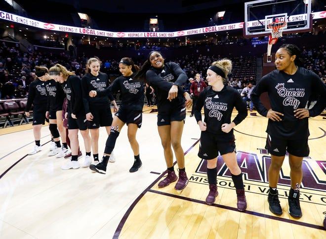 The Missouri State Lady Bears took on Northern Iowa on Sunday at JQH Arena, winning 80-66.