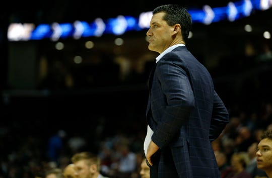 Although Northern Iowa went 10 years in between regular-season Valley titles — and is looking for its first NCAA Tournament berth since 2016 — veteran coach Ben Jacobson knows the drill of bringing an expectation-laded squad to St. Louis for Arch Madness.