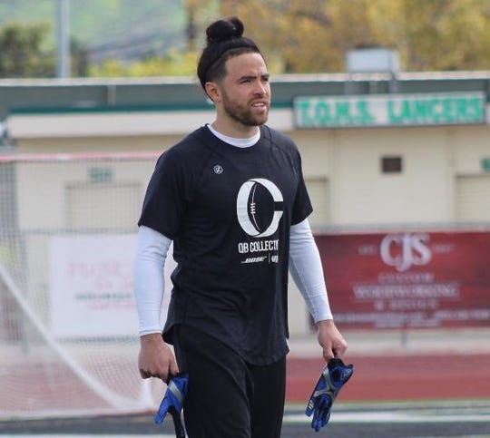 Former Thousand Oaks High standout and Moorpark College assistant coach Evan Yabu has been hired as the head football coach for the Thousand Oaks football program.
