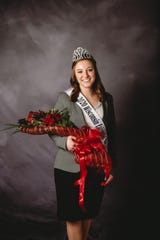 Cayley Vande Berg, representing the Fond du Lac County Fair, is the 2020 Wisconsin Fairest of the Fairs.