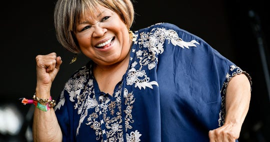 At 80, Mavis Staples still tours, records and carries her inspirational message.