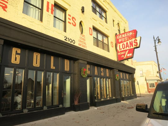 Gold Cash Gold in Detroit's Corktown will serve its last meal on Feb. 2.