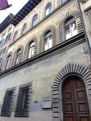 FSU will complete renovations on the Palazzo Bagnesi Falconeri in Florence.
