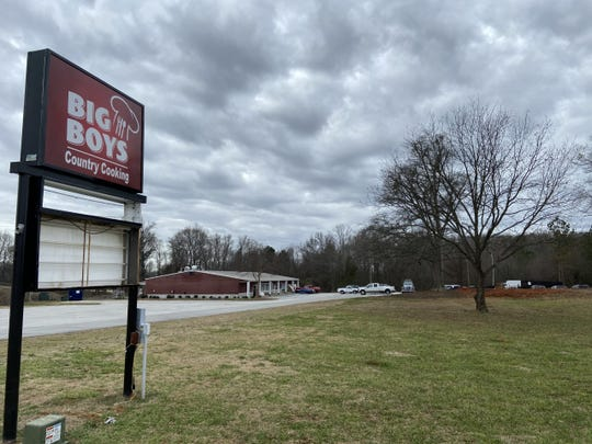Big Boys Country Cooking is planning to open by late January in Easley.