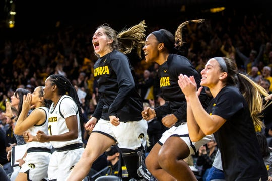The Hawkeyes took care of business Saturday against Penn State, extending their home winning streak with a blowout victory at Carver-Hawkeye Arena.