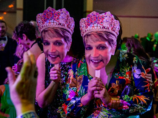 The Krewe of Rio held its fifteenth annual Mardi Gras ball Saturday, Jan. 11, 2020.