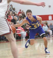 Ontario's Griffin Shaver is finding an offensive groove as his Warriors come in at No. 5 in the Richland County Boys Basketball Power Poll.