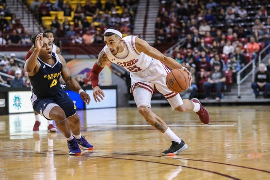 New Mexico State is set to face Seattle on the road Saturday at 8 p.m.