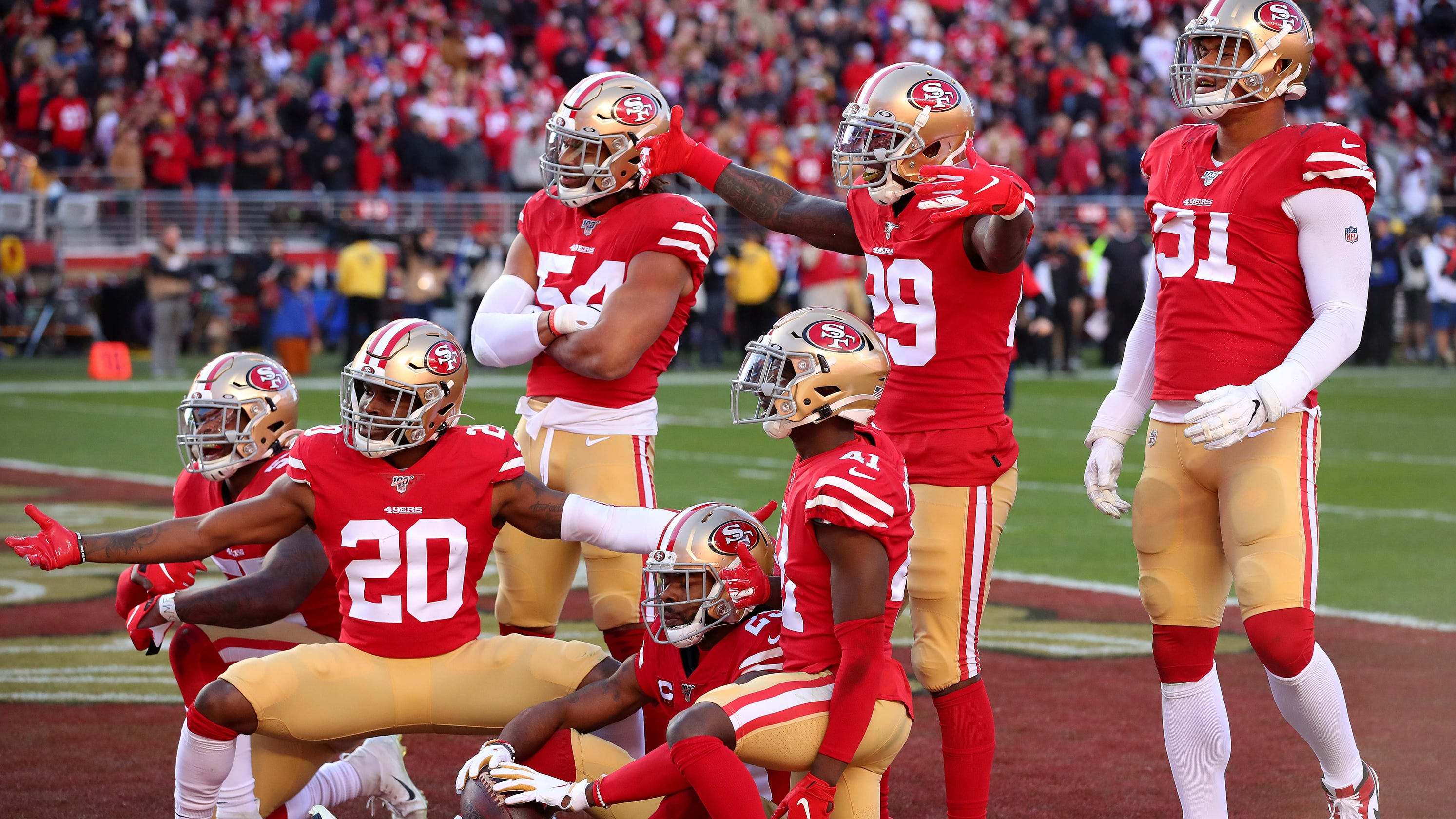 Opinion: With smackdown of Vikings, 49ers show they can win in any number of ways