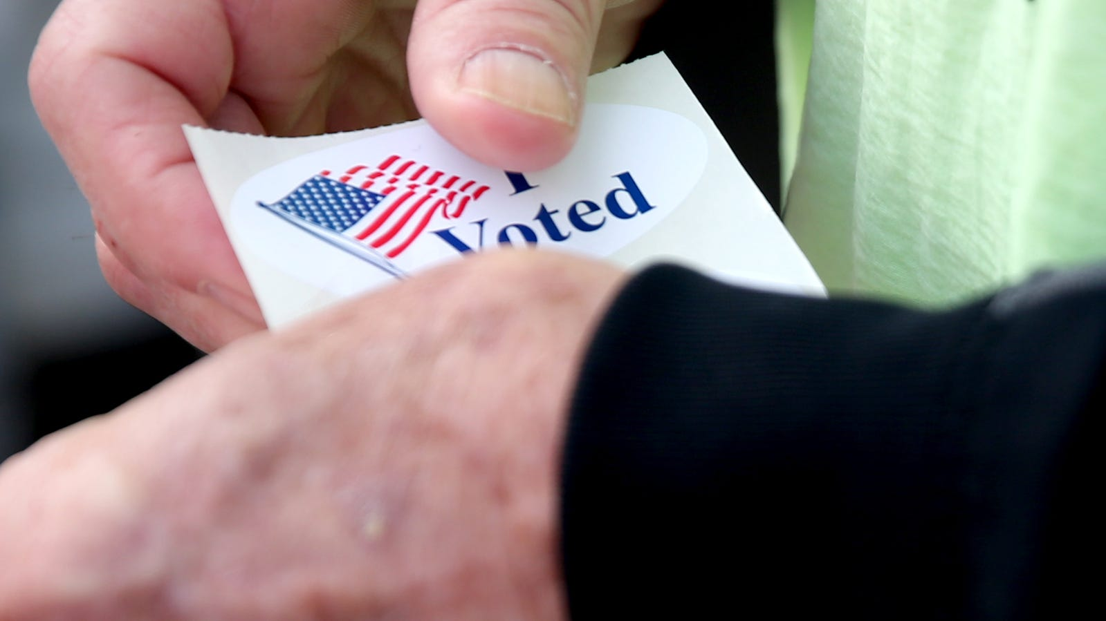 Your vote doesn't matter. Also, you're likely to harm others. (A view we don't endorse, but can appreciate.) thumbnail