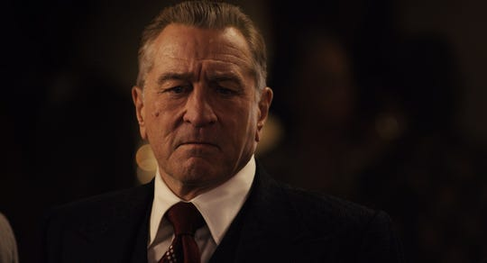 """Robert De Niro missed out on a nomination for """"The Irishman."""""""